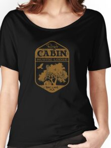 Roy's Cabin Women's Relaxed Fit T-Shirt