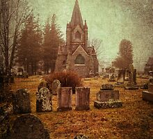 At Evergreen Cemetery by JoeGeraci
