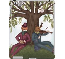 Musical Friends - A Hilltop Gathering iPad Case/Skin