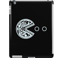 Pac robot parts iPad Case/Skin