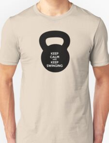 Keep Calm And Keep Swinging T-Shirt