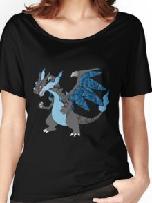 Pokemon  Charizard Mega evolution X Women's Relaxed Fit T-Shirt