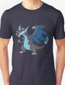 Pokemon  Charizard Mega evolution X Unisex T-Shirt