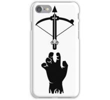 The Walking Dead - Crossbow Zombie iPhone Case/Skin
