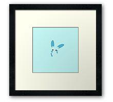 Minun - Pokémon Framed Print