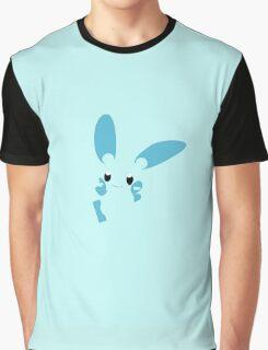 Minun - Pokémon Graphic T-Shirt