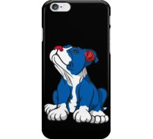 American Pit Bull Puppy  iPhone Case/Skin