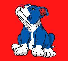 American Pit Bull Puppy  by Sookiesooker