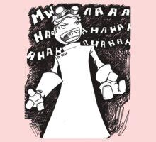 Doctor Horrible - Non Transparent Evil Laugh Kids Clothes