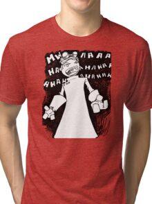 Doctor Horrible - Non Transparent Evil Laugh Tri-blend T-Shirt