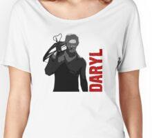 The Walking Dead - Daryl Dixon Women's Relaxed Fit T-Shirt