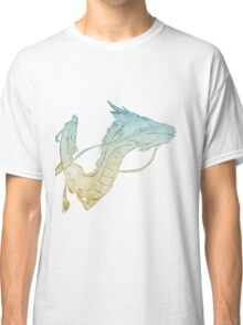 Spirited Away - Always with me Classic T-Shirt