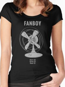 Fanboy Women's Fitted Scoop T-Shirt