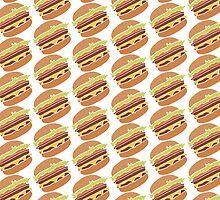 I love Burgers by creativecamart