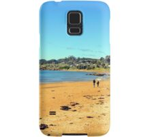 Penguin Beach Samsung Galaxy Case/Skin