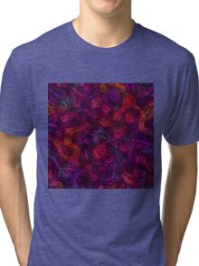 Magenta And Friends Tri-blend T-Shirt