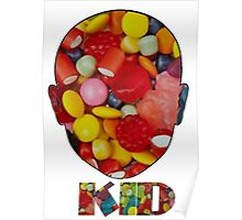 Candyface Kid Poster