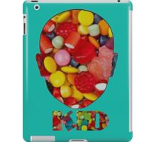 Candyface Kid iPad Case/Skin