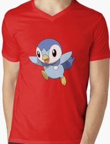 piplup pokemon Mens V-Neck T-Shirt