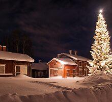 Christmastime in Skellefteå by Kristin Repsher