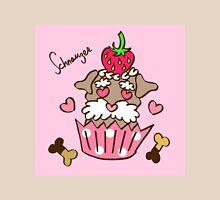 Schnauzer Cupcake - Pink Classic T-Shirt
