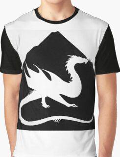 Under the Mountain Graphic T-Shirt