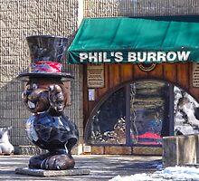 Phil's Burrow by vigor