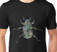 Trash Beetle (Black) Unisex T-Shirt