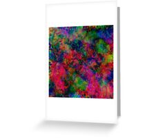 InkSplosion Greeting Card