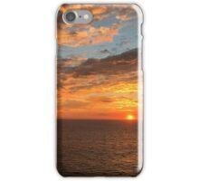 Atlantic Sunset iPhone Case/Skin