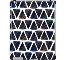 Ink triangles iPad Case/Skin