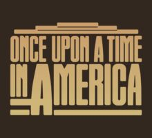 Once Upon A Time In America (1984) by classicmovies