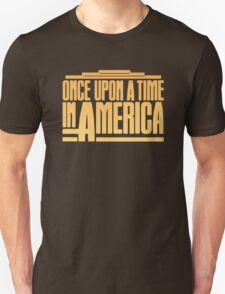 Once Upon A Time In America (1984) T-Shirt