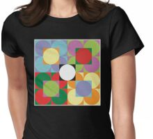 Consideration - Color Progression (2014) Womens Fitted T-Shirt