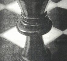 mystery of chessboxin Sticker