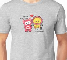Owlbear there for you - Such a Romanticore Unisex T-Shirt