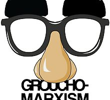 Groucho Marxism by 2mdesigns