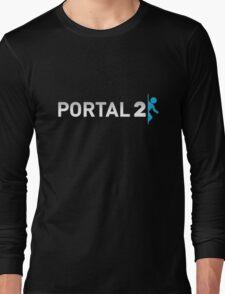 portal 2 Long Sleeve T-Shirt