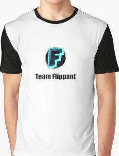 Team Flippant Graphic T-Shirt