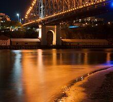 Story Bridge Glow by Kristin Repsher