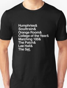 The Set Collection by Graphic Snob® Unisex T-Shirt