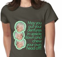 Picture It...Sophia Petrillo Womens Fitted T-Shirt