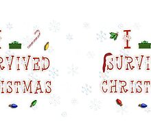 I Survived Christmas by Lallinda