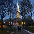 Harvard Memorial Church  by clizzio