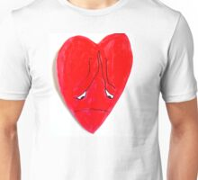 BROKENHEARTED VALENTINE  Unisex T-Shirt