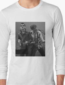 Alex Turner and Miles Kane Long Sleeve T-Shirt