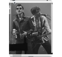Alex Turner and Miles Kane iPad Case/Skin