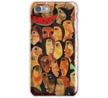 Abstract Colorful Mural iPhone Case/Skin