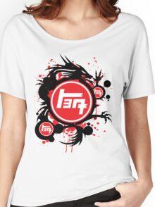 Toyota Pop Art Women's Relaxed Fit T-Shirt