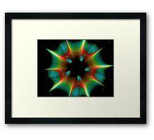 Planet Eater Framed Print